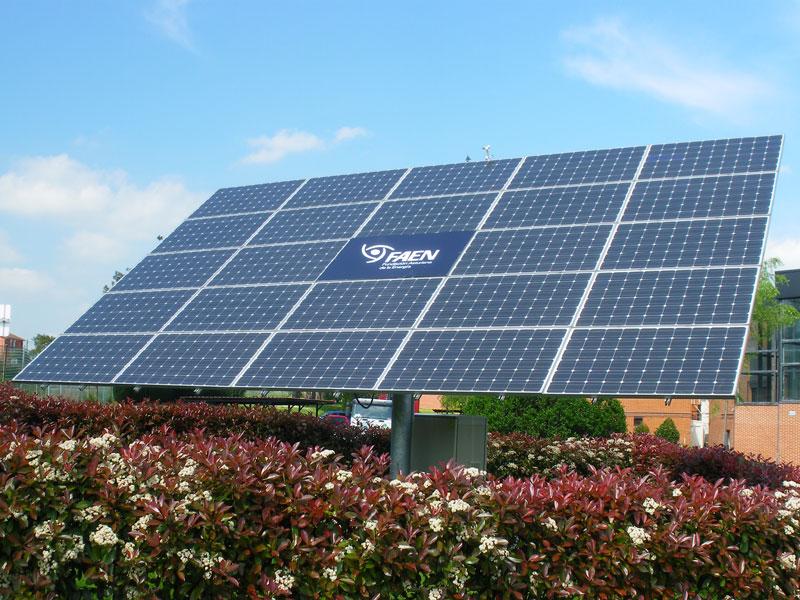 Ya disponibles los Datos de la Instalación Solar Fotovoltaica del Parque Tecnológico de Asturias