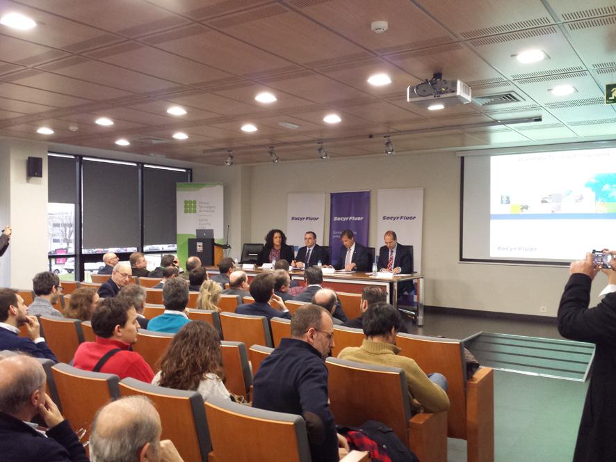 FAEN valora las capacidades industriales de Asturias en el sector eólico, durante la VI Jornada Técnica de Ingeniería