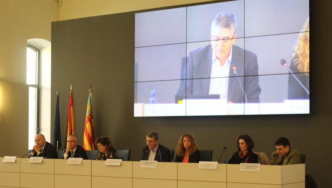 Presentación de EnerAgen de actuaciones en materia de Autoconsumo y Movilidad Eléctrica en Valencia