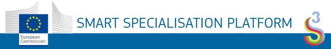 FAEN asiste a Smart Specialization Platform en Bruselas