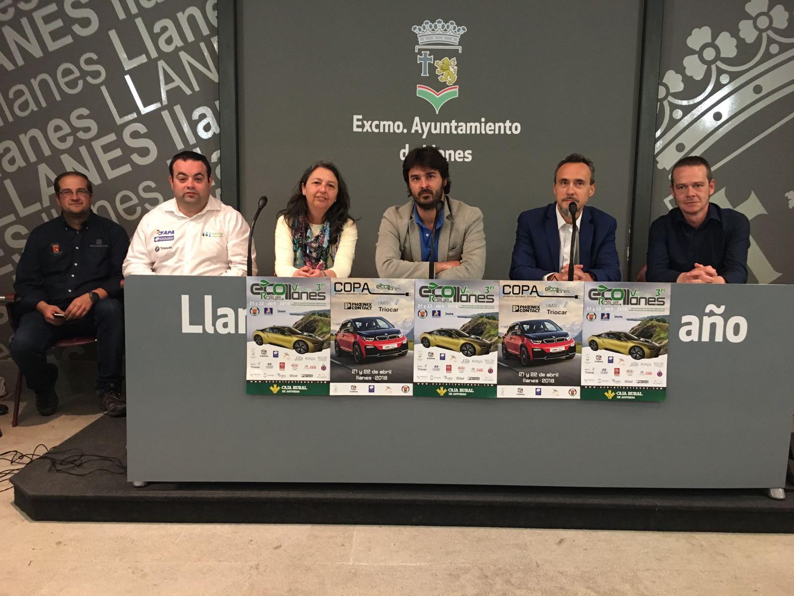 Eco Rallye Villa de Llanes 2018