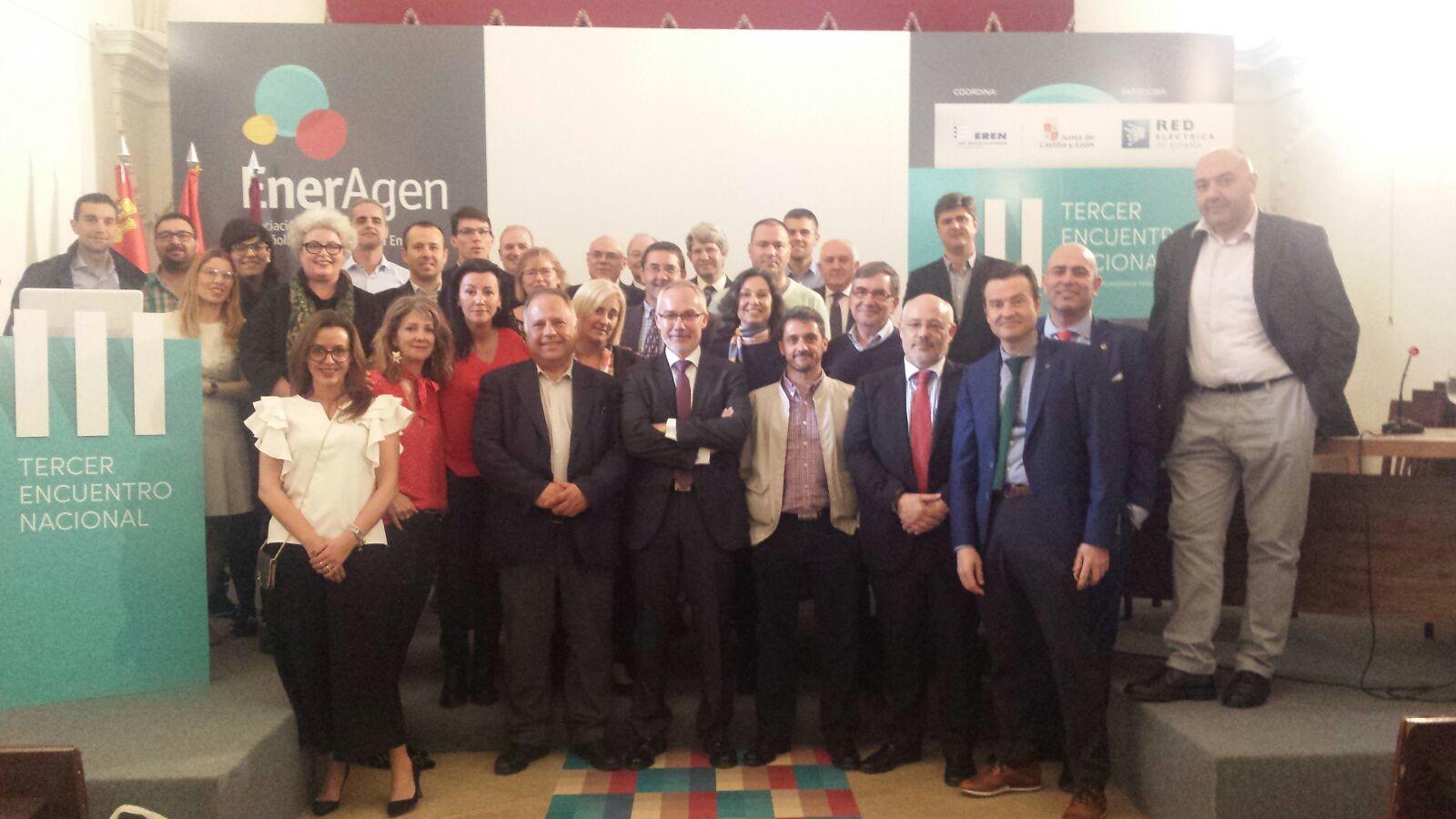 XVII Asamblea General Ordinaria y 10ª edición de los Premios Nacionales de Energía 2018 de EnerAgen
