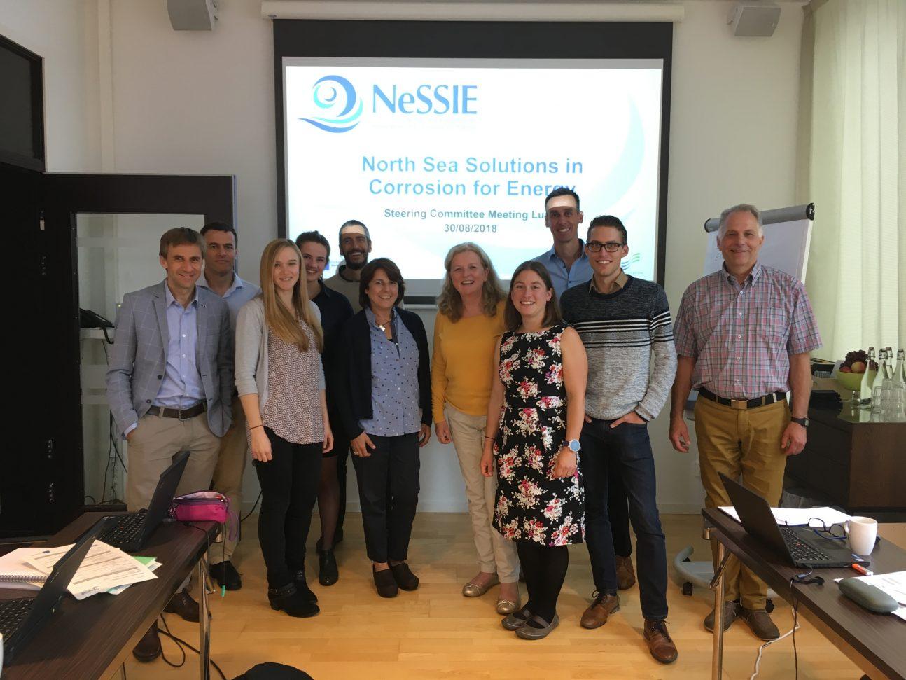 Reunión Proyecto NeSSIE