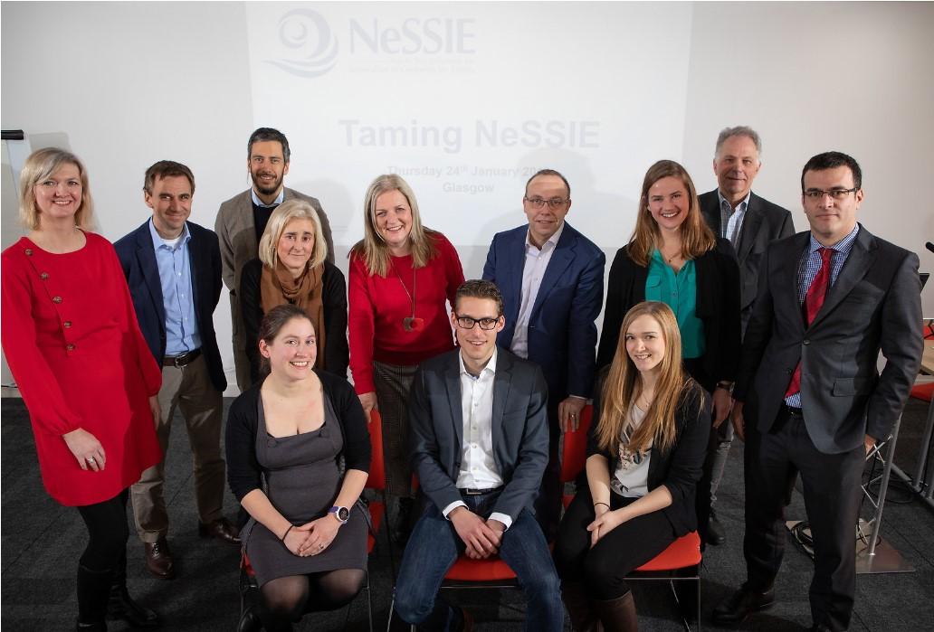Reunión Proyecto NeSSIE en Glasgow