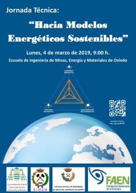 """Jornada Técnica: """"Hacia modelos energéticos sostenibles"""""""