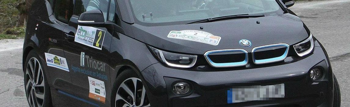 Presentación del I Campeonato de Asturias de vehículos eléctricos