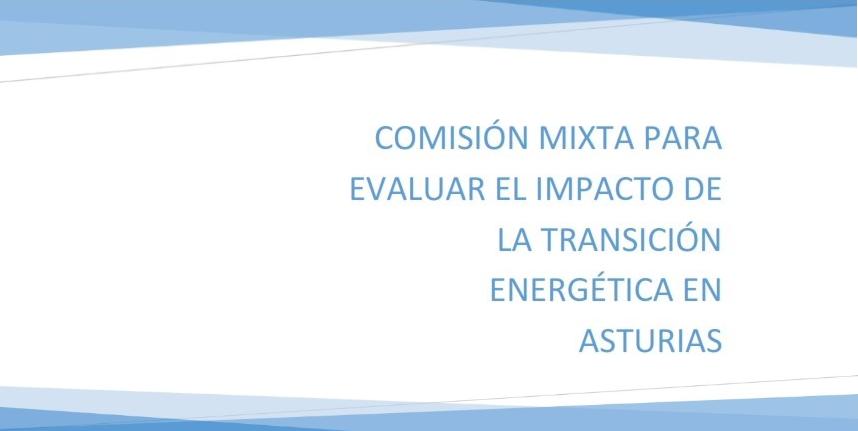 Documento final Comisión Mixta Transición Energética