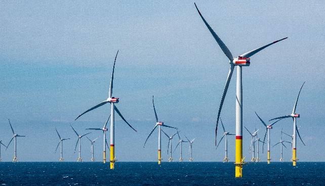 «La triple oportunidad de la eólica marina»