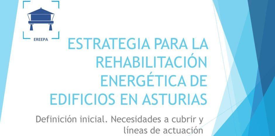 Estrategia Rehabilitación Energética de Edificios en Asturias