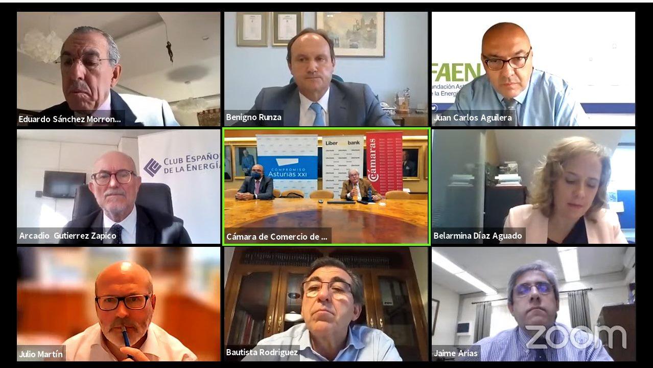 Webinar: Apuestas Energéticas y Tecnologías para una economía sostenible y duradera