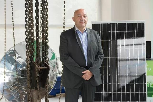 Entrevista de Juan Carlos Aguilera en ConectaIndustria